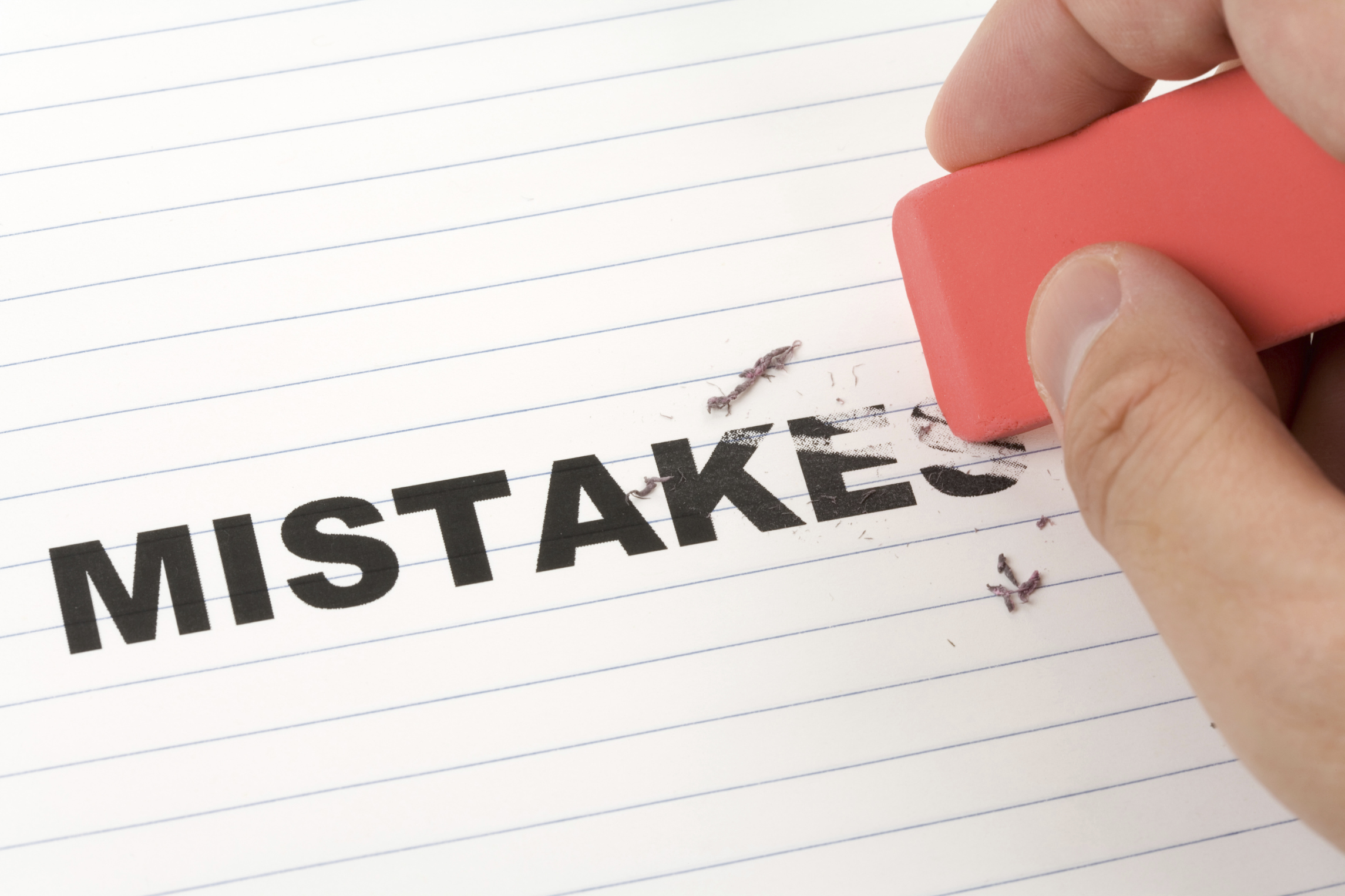 Allowing Mistakes