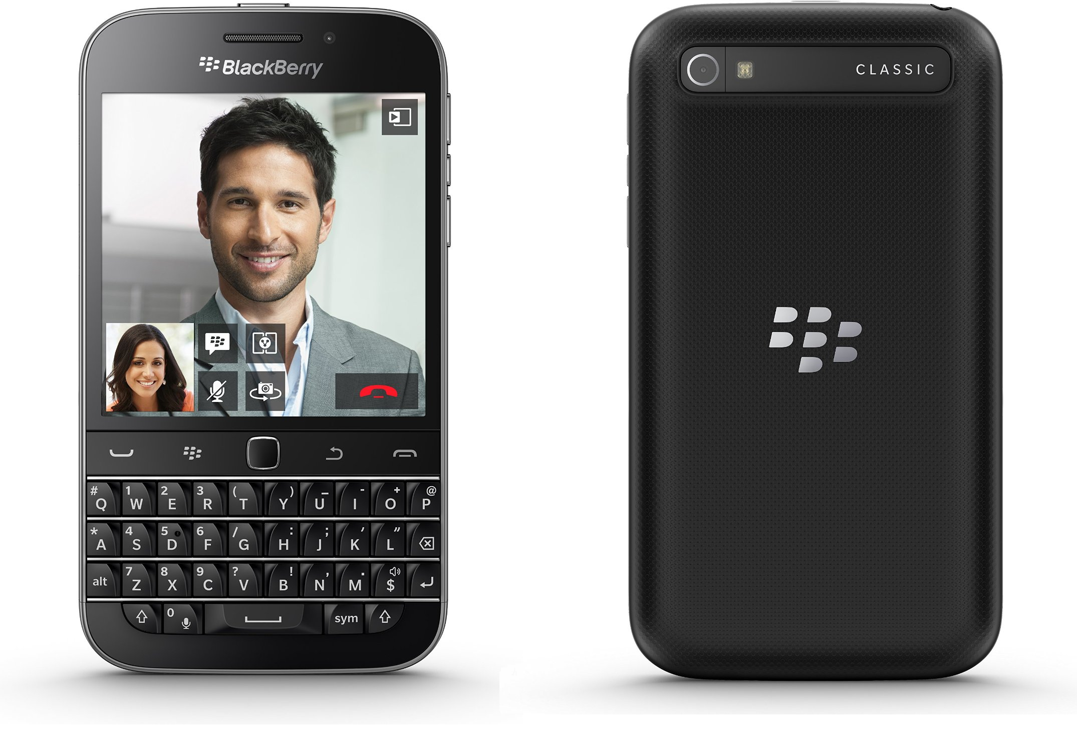 BlackBerry Classic Unites Old and New, Available Now - IGN
