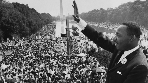 ... Who Refused to Celebrate the 50th Anniversary of March on Washington