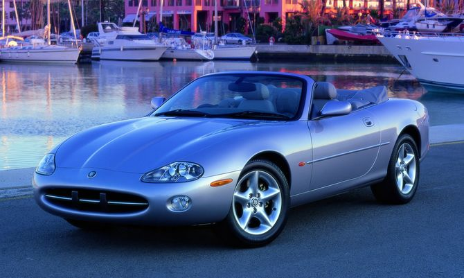 Review: Jaguar X100 XK (1996-05)