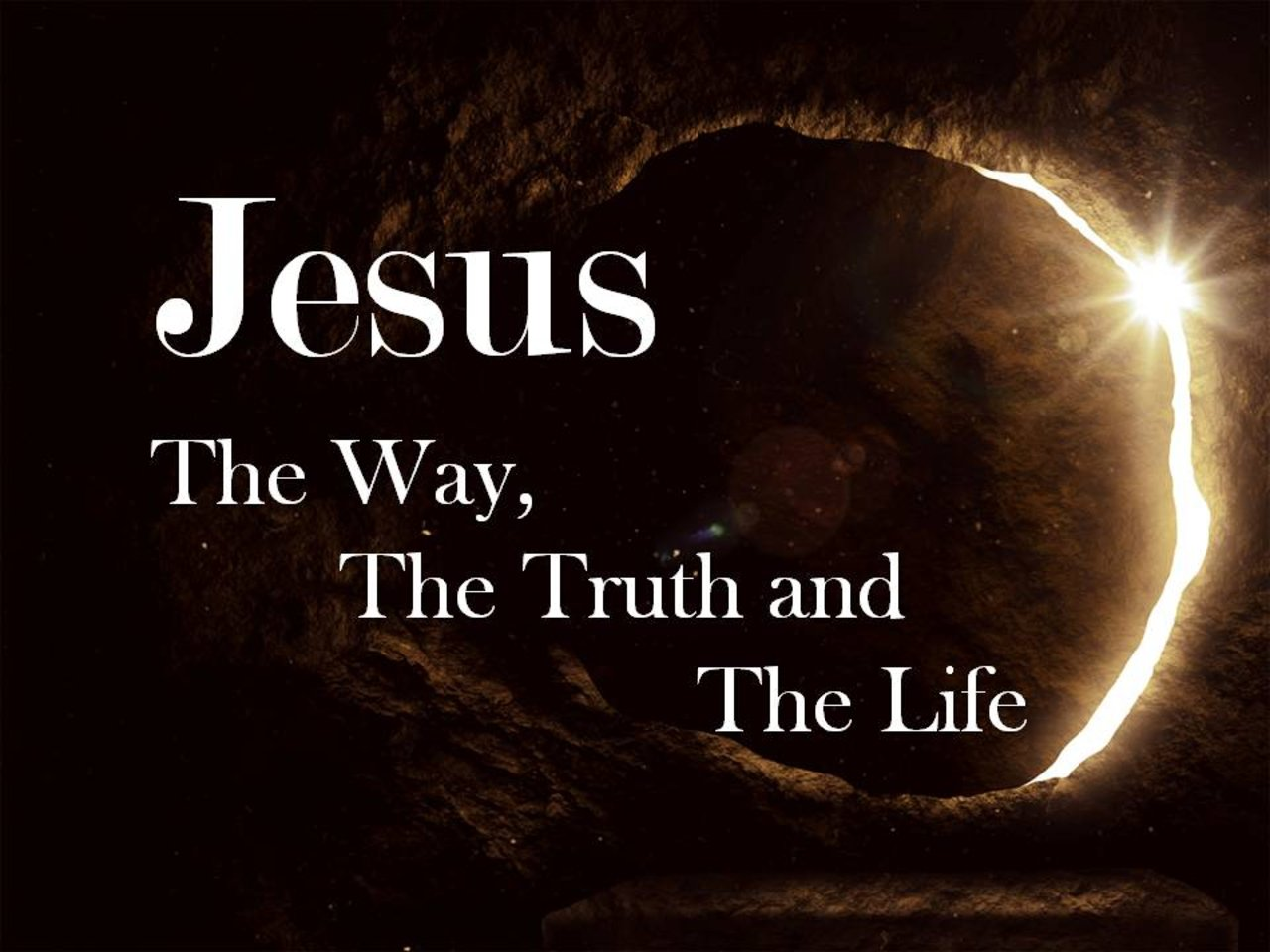 "FBC Robertsdale Media Ministry - Sunday Morning Message: January 12th - ""JESUS The Way The Truth ..."