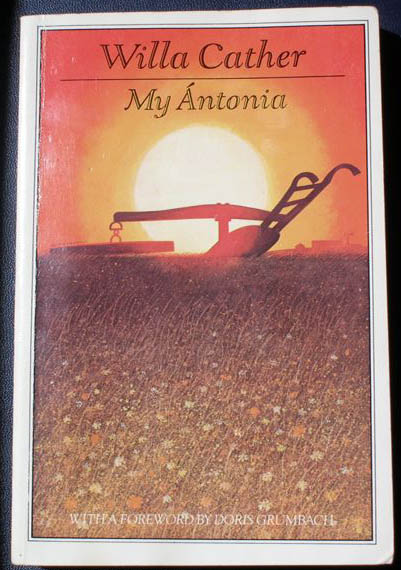 ***My Antonia by Willa Cather (1918) | Bean's Book Blog ...