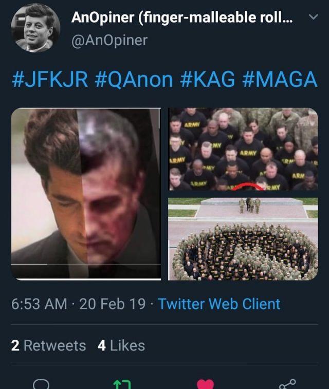 JFK Jr. Photo That Will Shake America To It's Core!! JFK ...