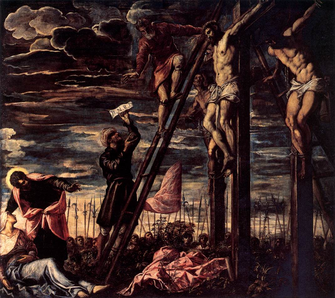 The Crucifixion | The Bible Through Artists' Eyes