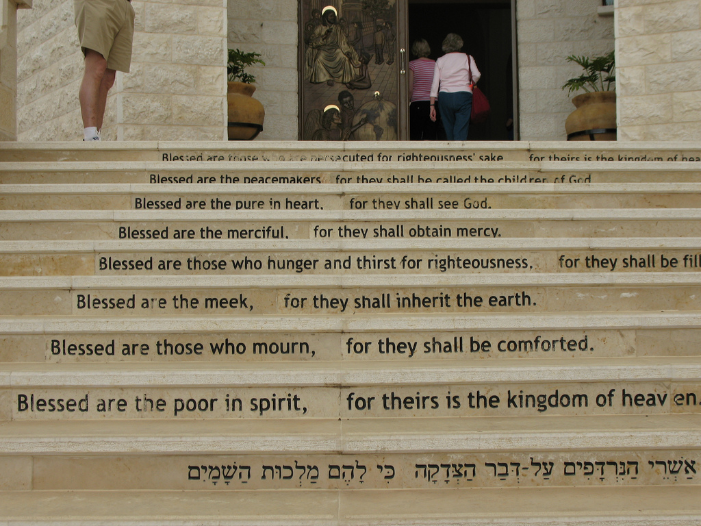 Teaching the Beatitudes : Bible Lessons, Games and ...