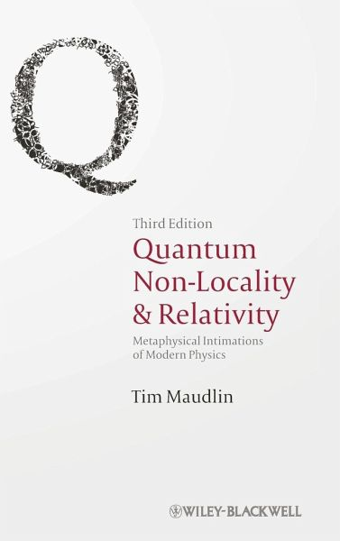 Quantum Non-Locality and Relativity: Metaphysical ...