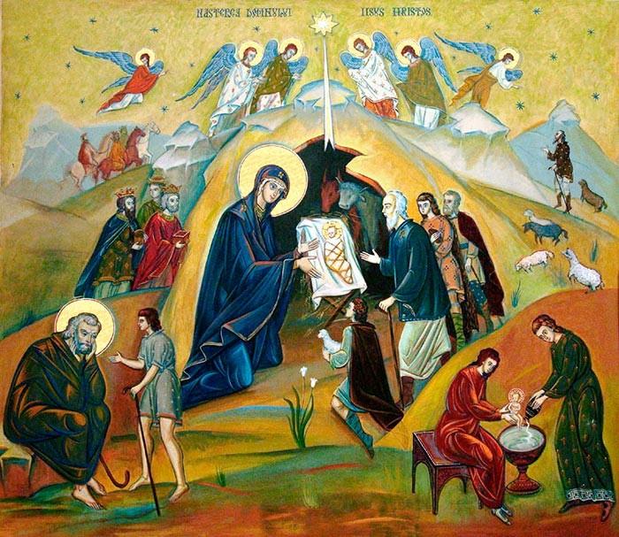Postul Craciunului - Stiri Biserica Soborul Maicii Domnului