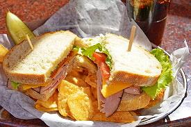 台湾・アメリカ研修29 ~昼食・サンドイッチ~ + グラムール ...