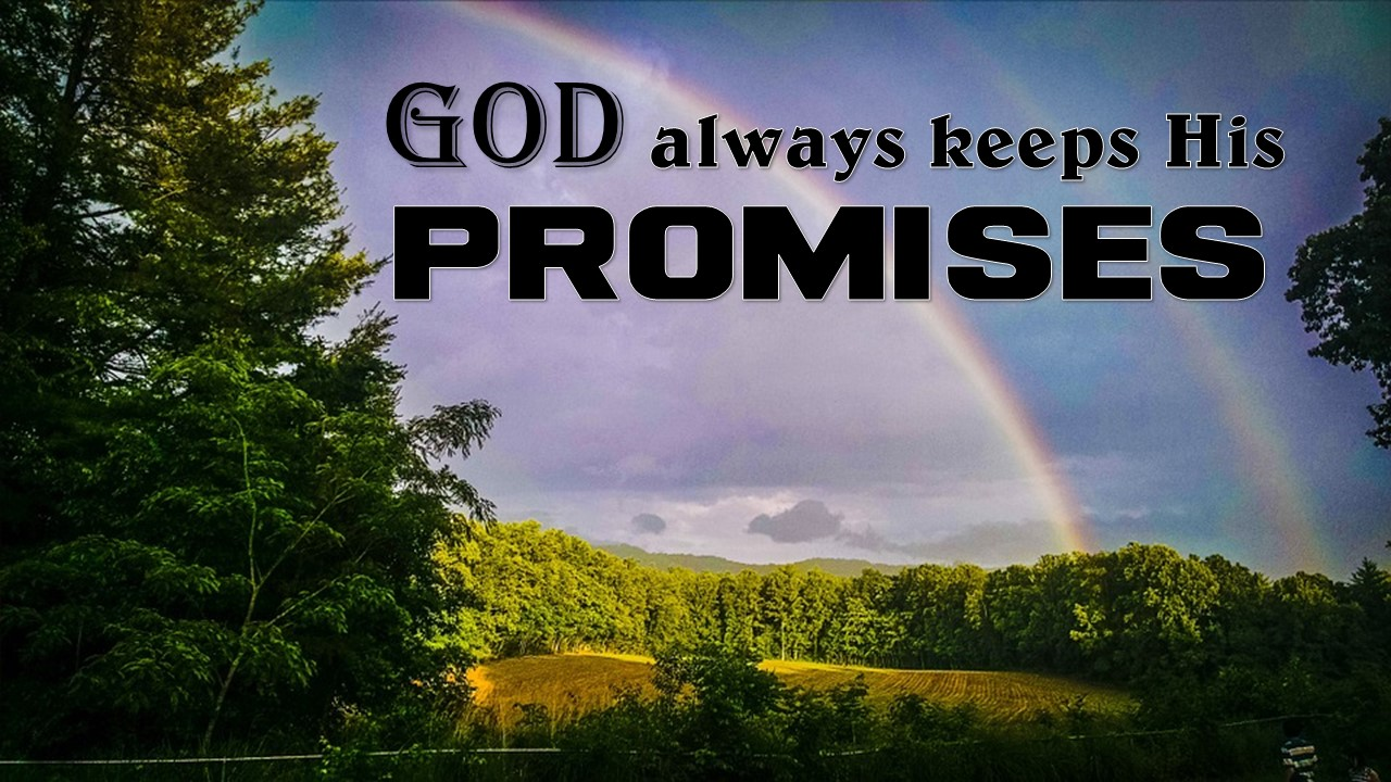 God Keeps Promises | Peace Be With U