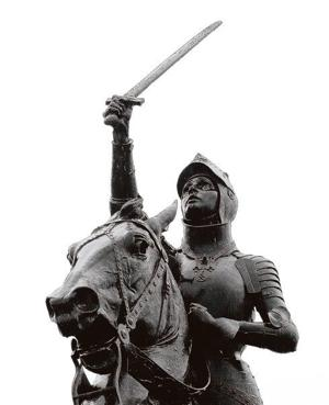 Gloucester's Joan of Arc gets her sword back - Eagle-Tribune: News