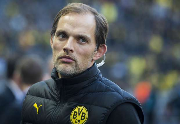 Den 45-år gammal, 193 cm lång Thomas Tuchel in 2018 photo