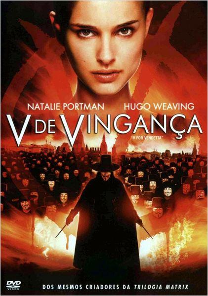 V de Vingança: Fotos - V de Vingança : Poster - AdoroCinema