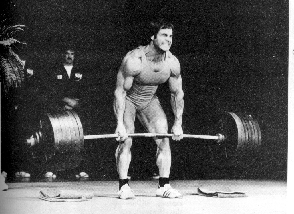 many find that they are stronger at deadlifts when they