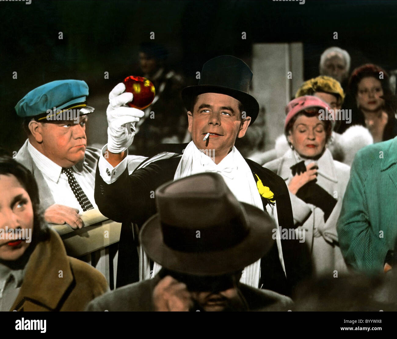 GLENN FORD POCKETFUL OF MIRACLES (1961 Stock Photo ...