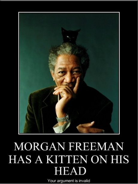 11 Memes To Celebrate Morgan Freeman's Birthday | Campus Riot