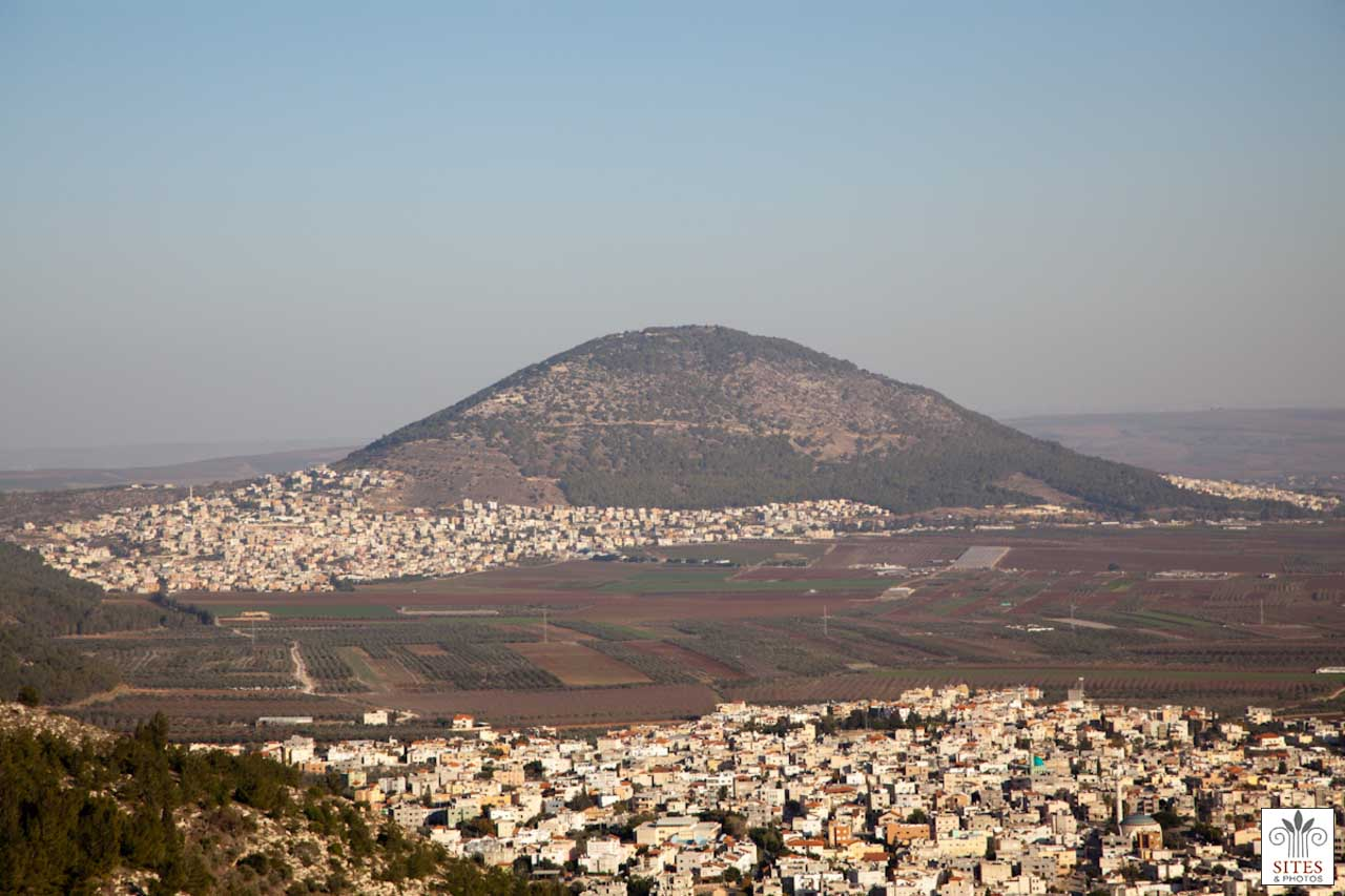 Mount Tabor - Carta Jerusalem