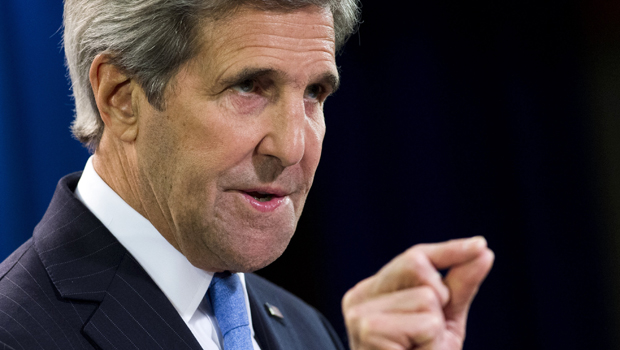 Kerry STILL Privately Engaged In Iran affairs despite  Trump's warning of  Logan Act violation…