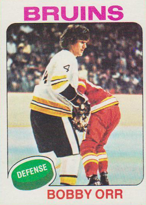 1975-76 Topps Hockey Set Checklist, Info, Key Cards ...