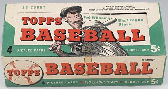 1954 Topps Baseball Checklist, Set Info, Key Cards, More