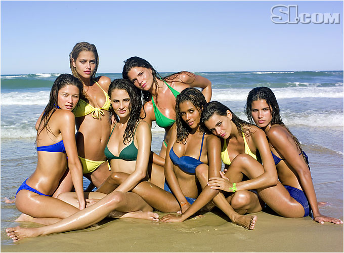 Vix Swimwear [Ana B.]; Letarte Swimwear by Lisa Cabrinha [Aline]; Vix ...