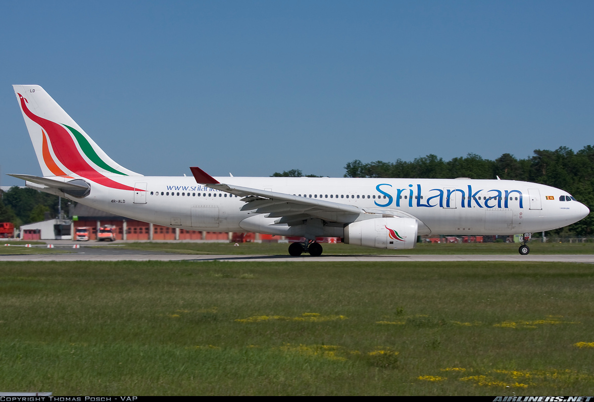 SriLankan Airlines-Part-2