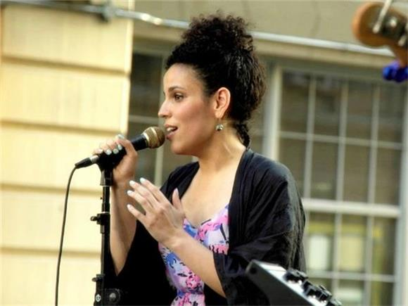Now Playing: Xenia Rubinos' Funky Bands + Brews Session - Baeble Music
