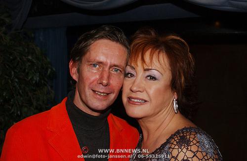 Viola Holt with Husband Peter Holt