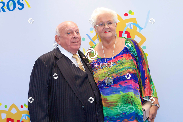 Bas van Toor with Wife Jeanne