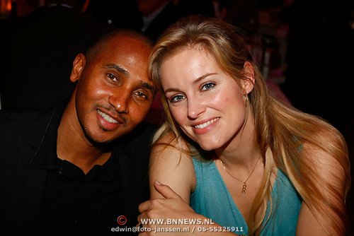 Marit van Bohemen with Husband Steven