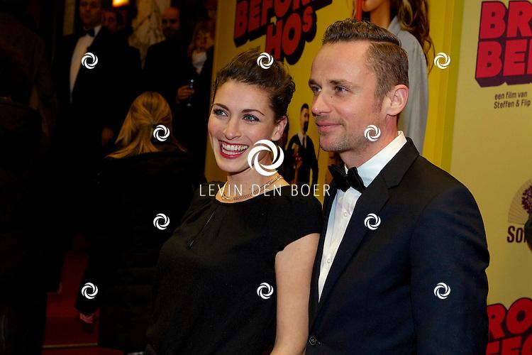 Vivienne van den Assem with Boyfriend Patrick Martens