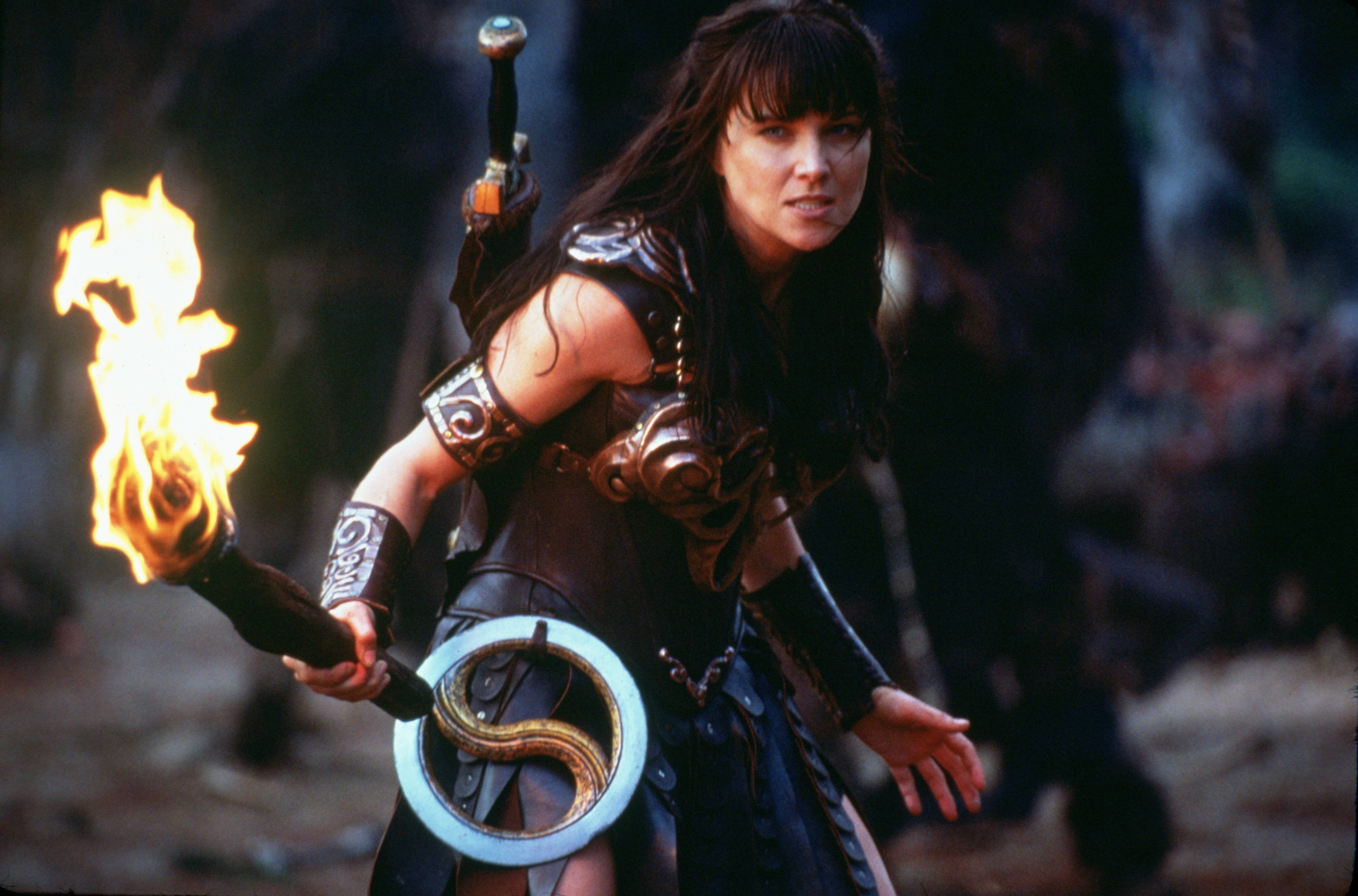Xena Reboot Showrunner on Skimpy Costumes and Recasting ...