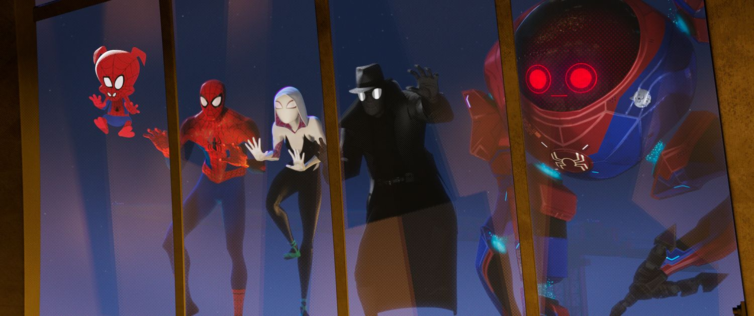 Spider-Man: Into the Spider-Verse: Every Easter Egg We ...