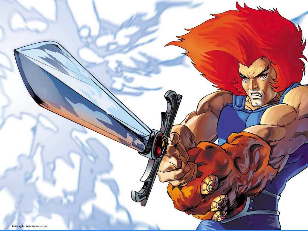 New THUNDERCATS Animated Series Coming to Cartoon Network ...