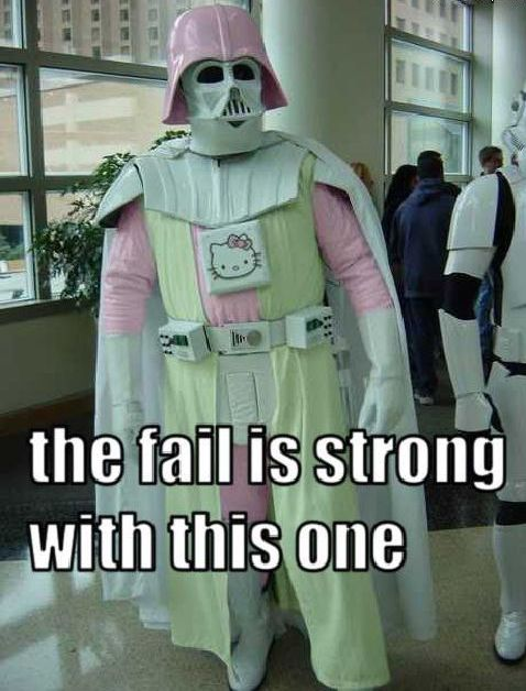 The Fail is Strong in this One!
