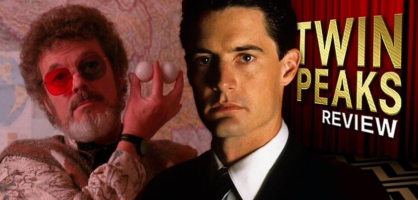 "Twin Peaks Review: ""The One-Armed Man"" 