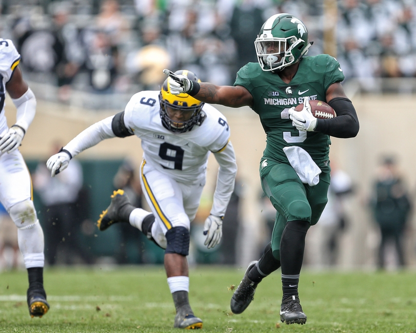 Michigan State Football: Impressive effort shown vs. Michigan