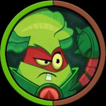 Plants vs Zombies Heroes Grass Knuckles