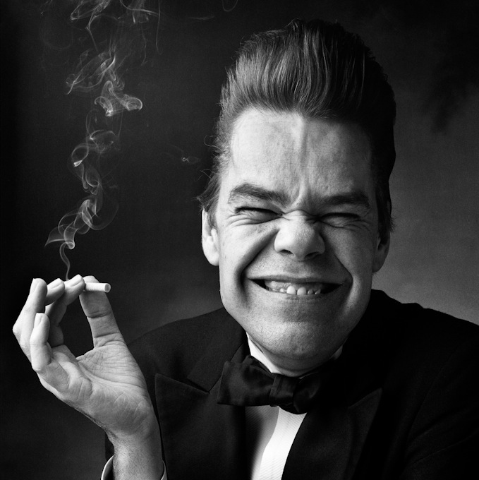 Hot Hot Hot Buster Poindexter Look to stay hot, hot, hot