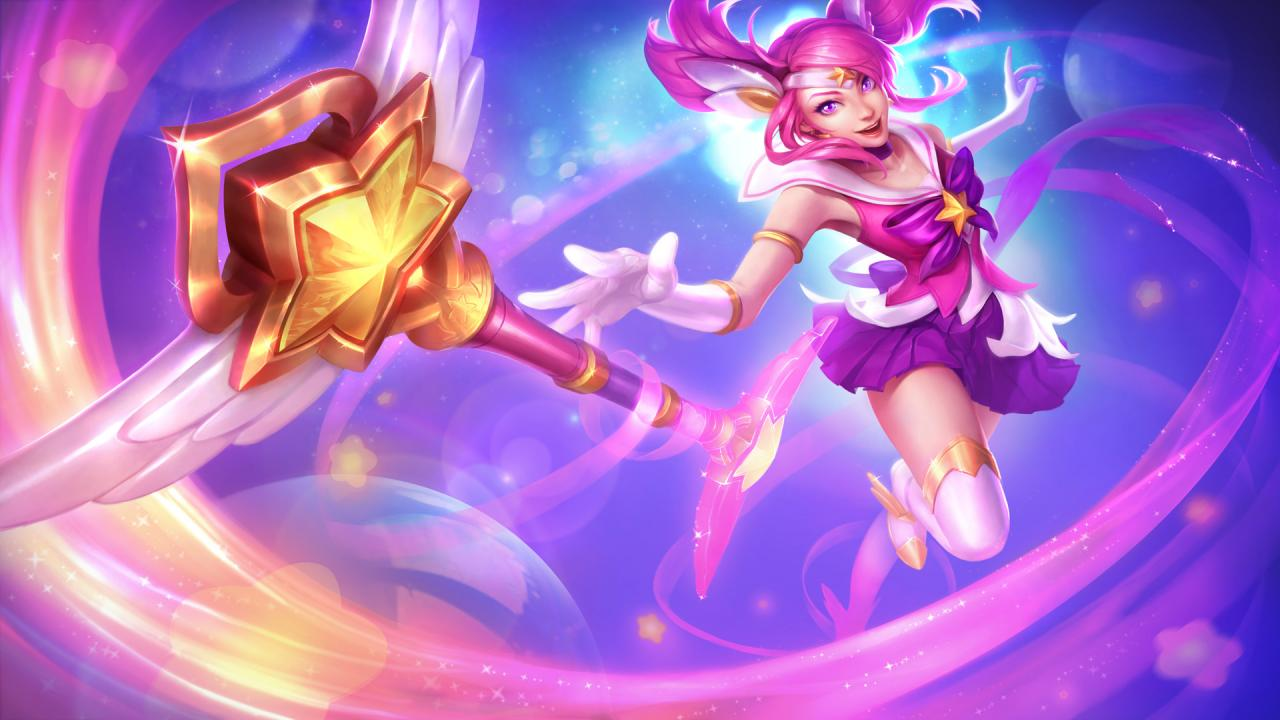 Star Guardian Lux shines eternal