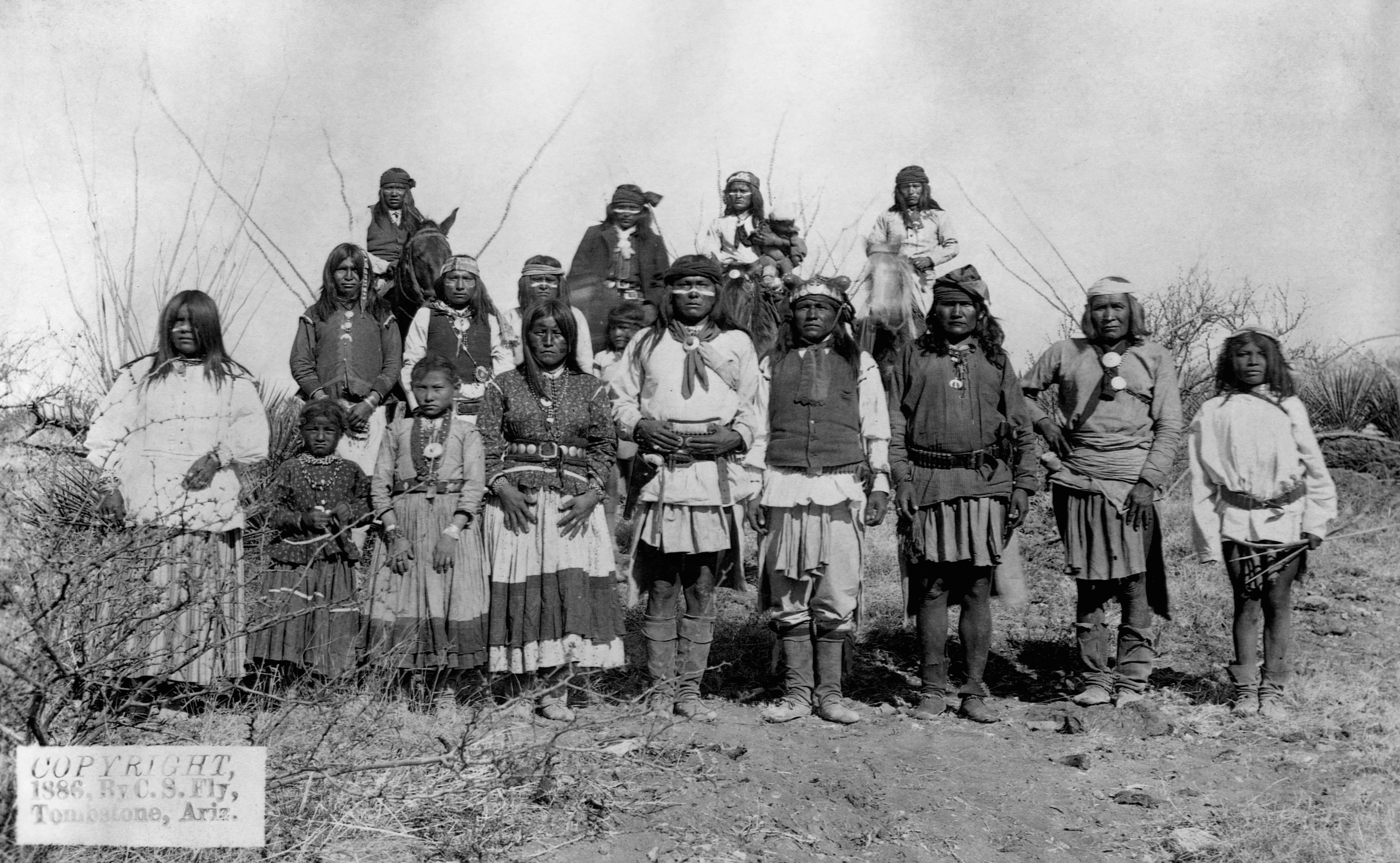 Native American Warriors and Battles Pictures - Native ...