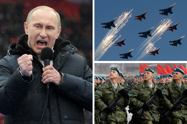 Estonia, Latvia and Lithuania braced for Russian INVASION | Daily Star