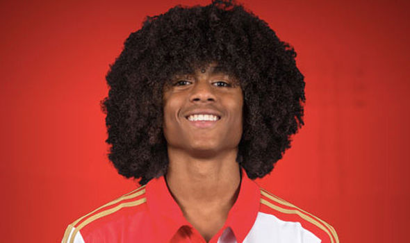 The 18-year old son of father (?) and mother(?) Tahith Chong in 2018 photo. Tahith Chong earned a  million dollar salary - leaving the net worth at 7 million in 2018
