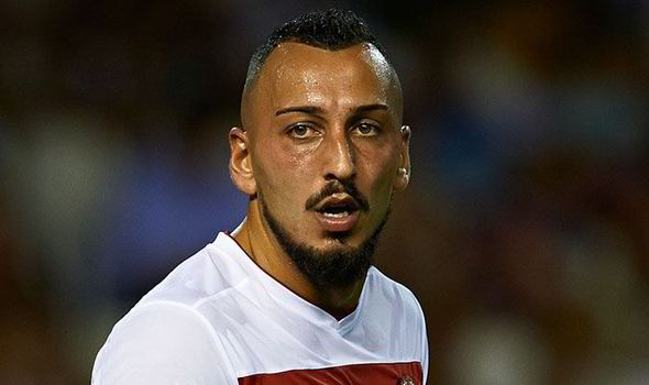 The 30-year old son of father (?) and mother(?) Konstantinos Mitroglou in 2018 photo. Konstantinos Mitroglou earned a  million dollar salary - leaving the net worth at 8 million in 2018