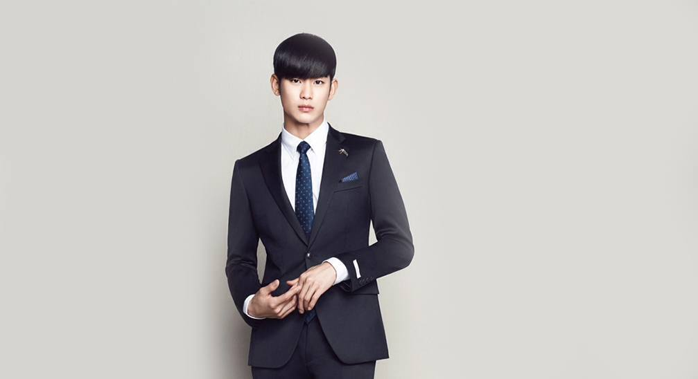 Kim Soo Hyun replaces BIGBANG and Lee Min Ho as brand ambassador for ...