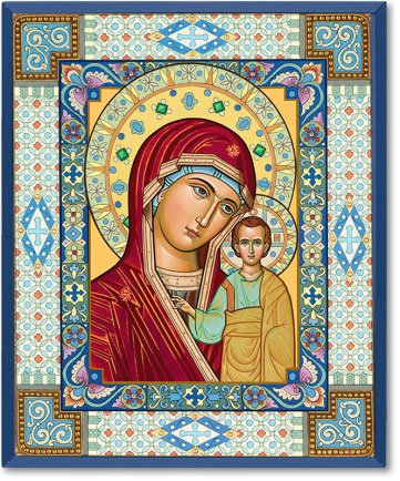 Home / Icons - Over 200 subjects / Icons of the Virgin Mary ...