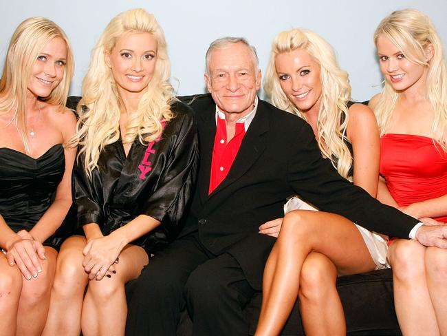 Holly Madison reveals hell with Hugh Hefner in Playboy Mansion