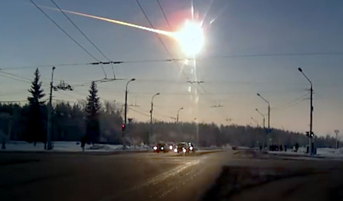 Two years on, source of Russian Chelyabinsk meteor remains ...
