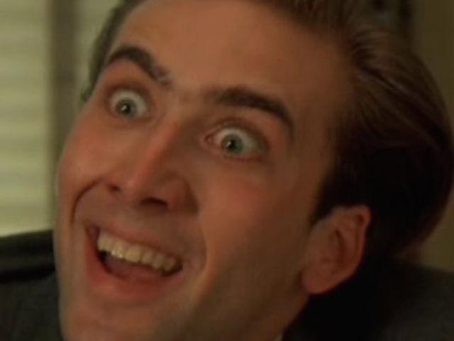 Nicolas Cage Netflix History of Swear Words