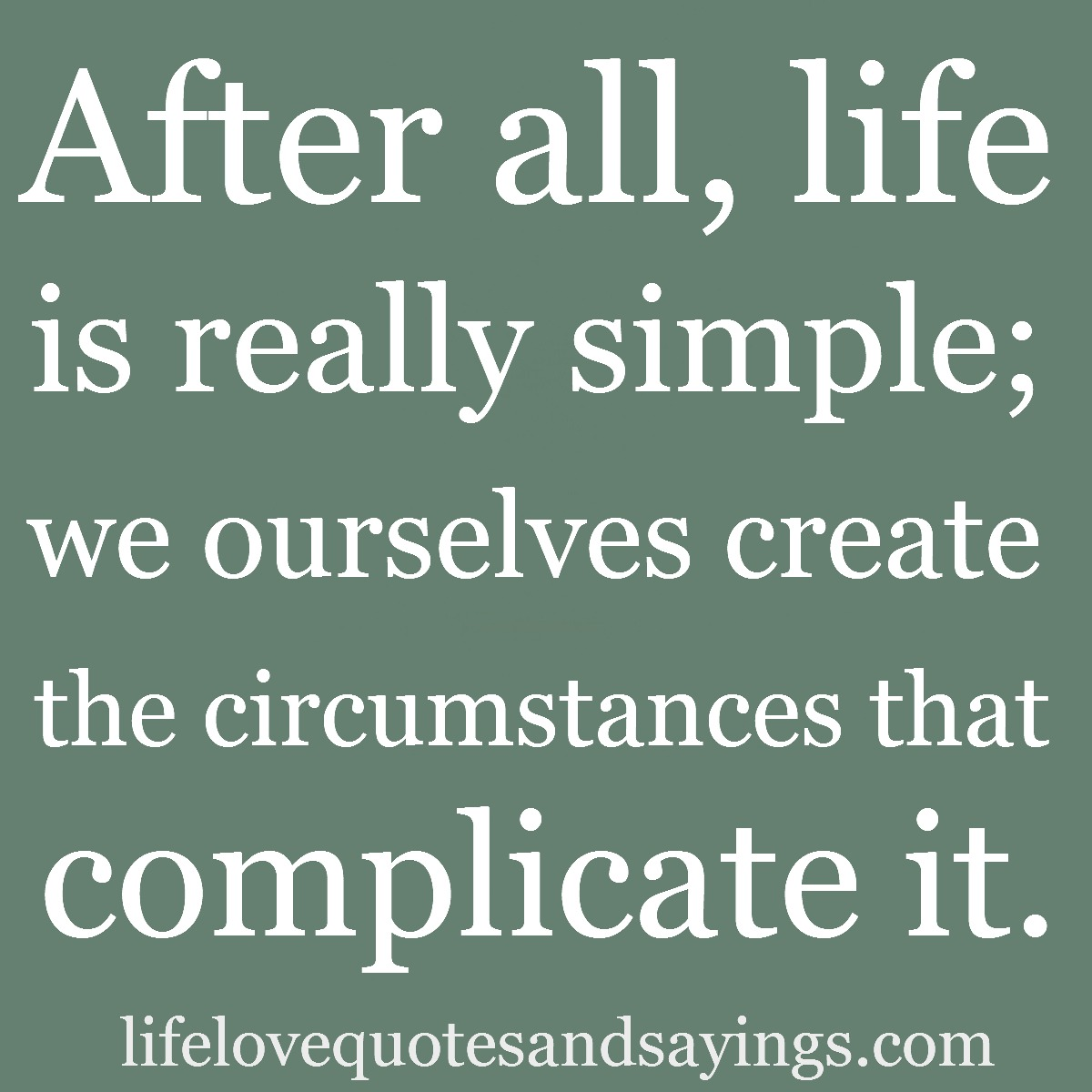 Simplicity Quotes And Sayings. QuotesGram