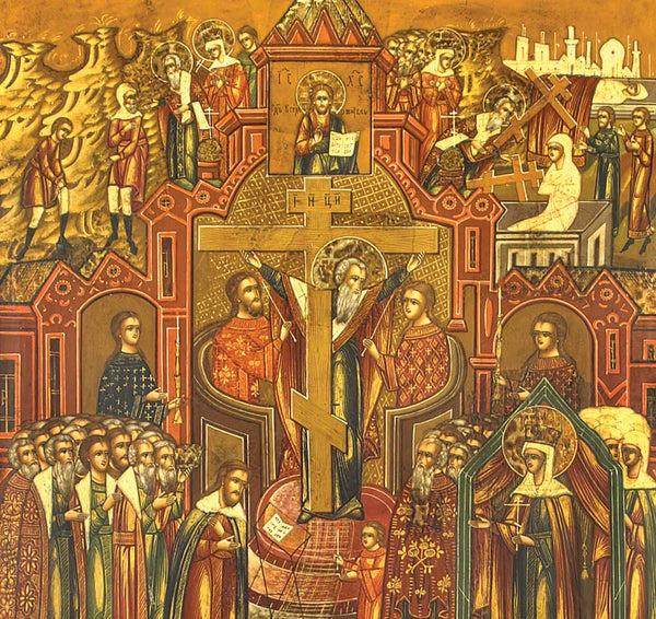 Sermon for the Feast of the Exaltation of the Holy Cross ...